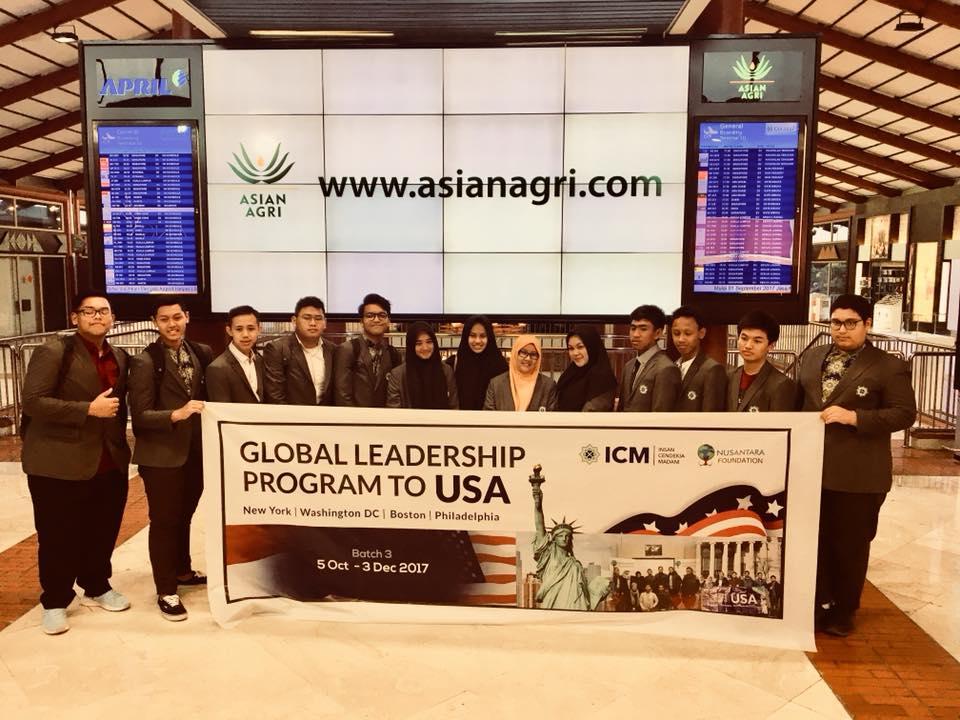 Global Leadership Program to USA