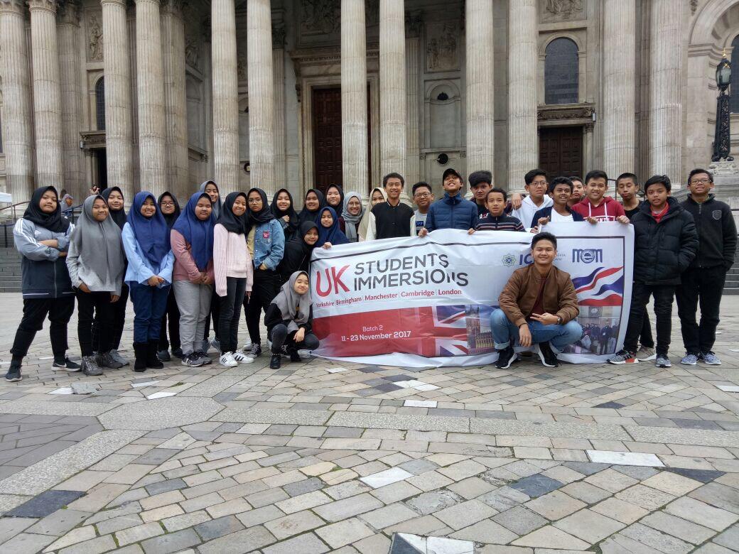 UK Immersion Program November 2017