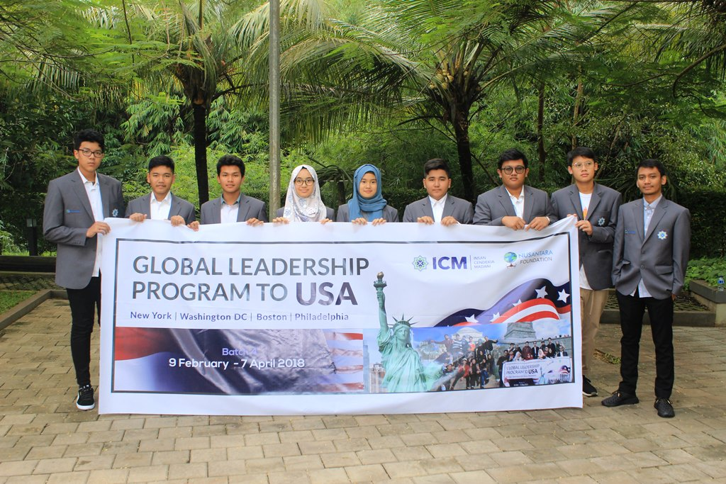 Global Leadership Program USA 2018 Batch 4