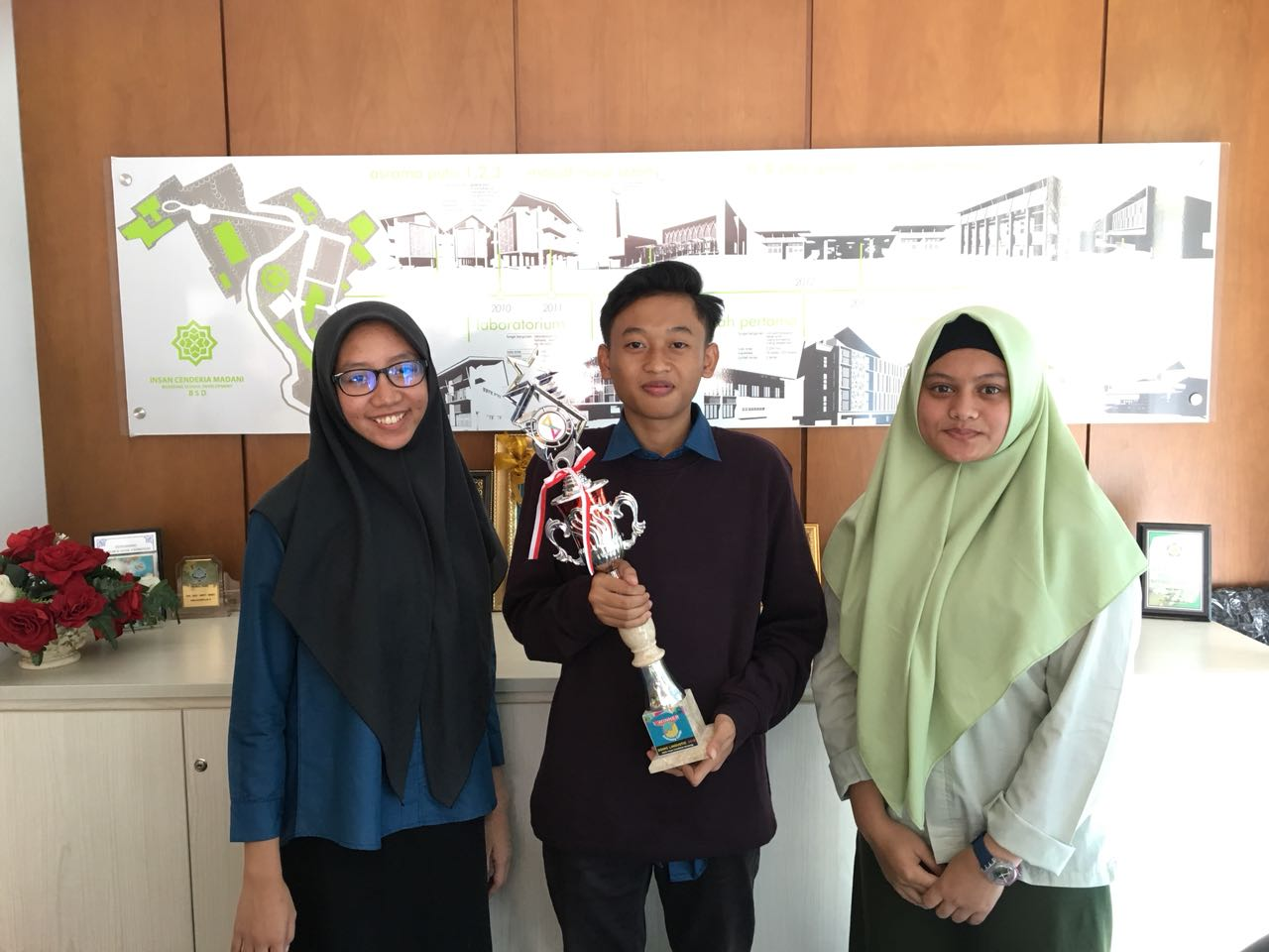ICM Student's won the Economy Competition