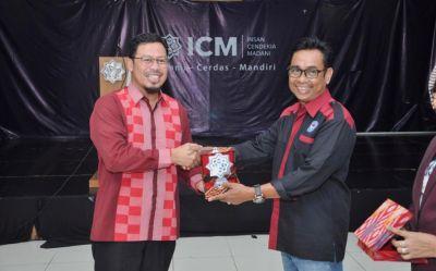 Kunjungan Sekolah Tinggi Keguruan Dan Ilmu Pendidikan (STKIP) Puangrimaggalatung Sengkang, Wajo, Sulawesi Selatan ke Sekolah Insan Cendekia Madani